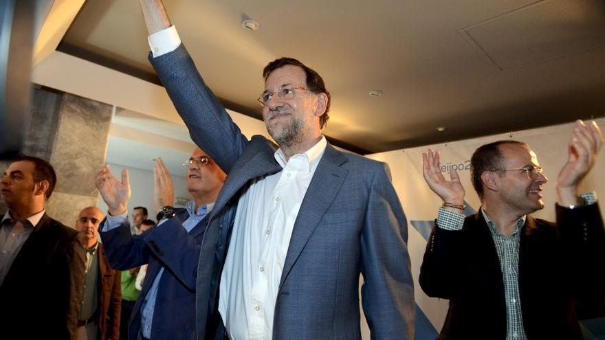 """Rajoy indica que """"nadie puede vivir eternamente a préstamo"""""""