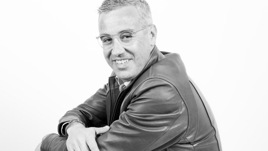 Sergio Matos es candidato del PSOE por La Palma al Senado.