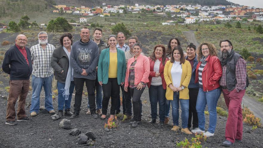 Grupo de Unión Progresista de Fuencaliente.