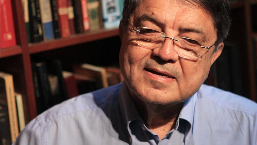 """Sergio Ramírez sostiene que el egoísmo del escritor es """"creer que el mundo termina con él"""""""