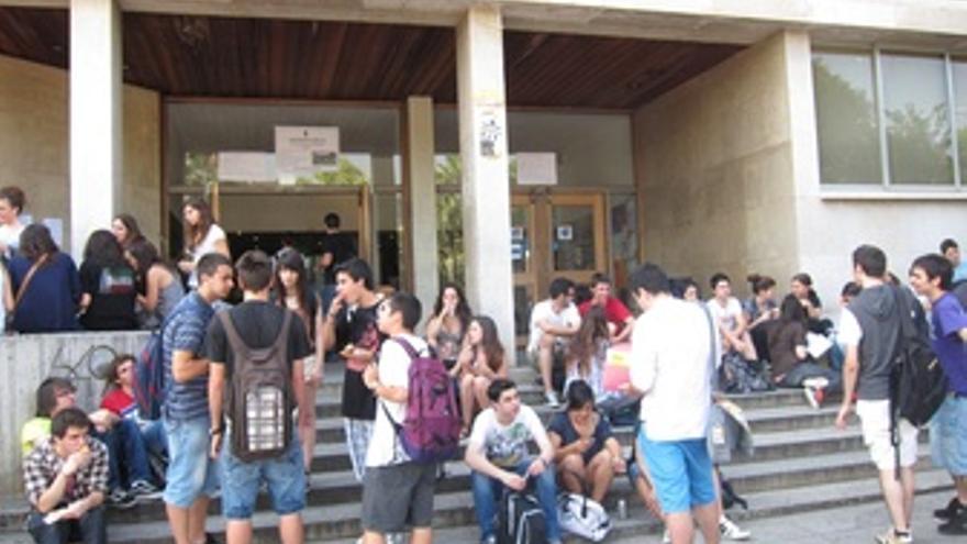 Universitarios, Alumnos, Selectividad, Examen, Facultad