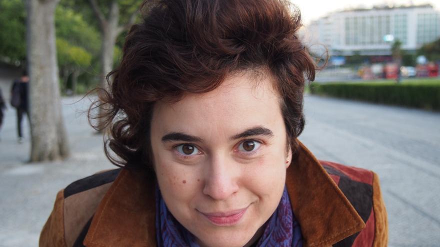 Purificación Mascarell, autora de 'Cartilla de redención'.