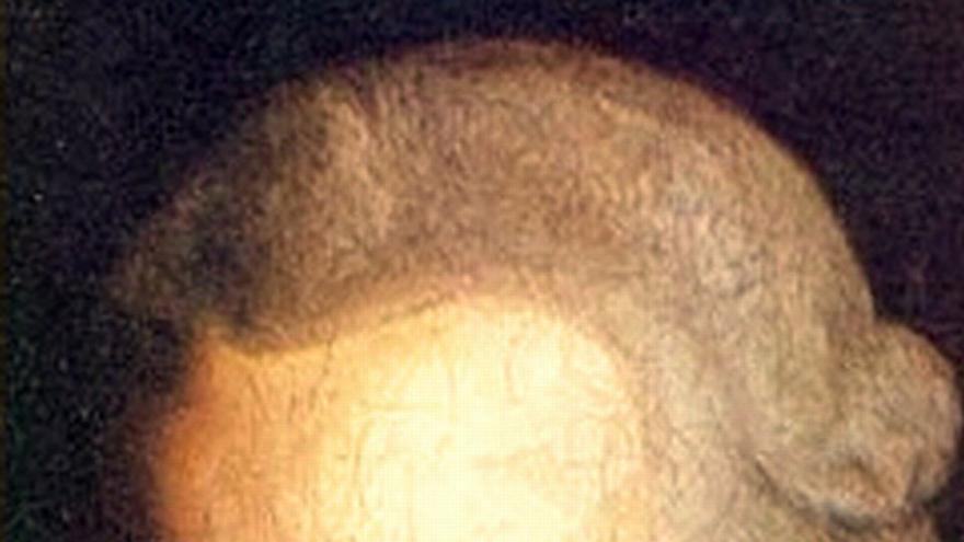 Retrato anónimo de Immanuel Kant