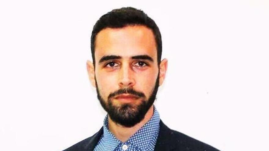 Santiago González, candidato al Congreso por Santa Cruz de Tenerife de Juntos por Canarias