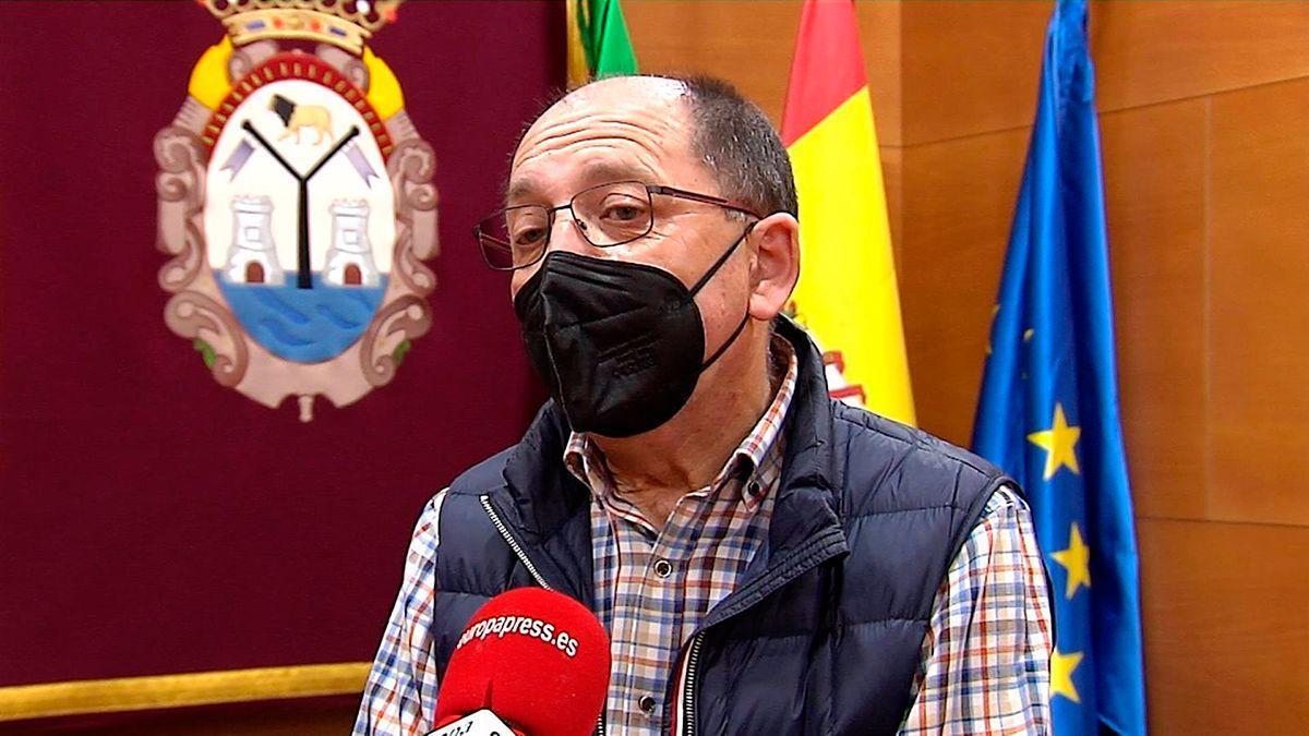 Salvador Cubero, alcalde de Doña Mencía.