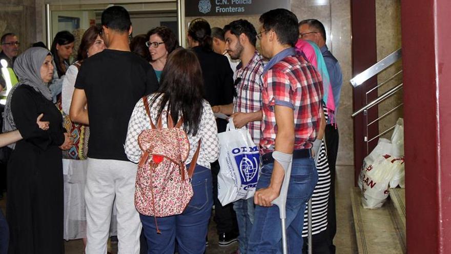 Ya son 305 los refugiados acogidos en España