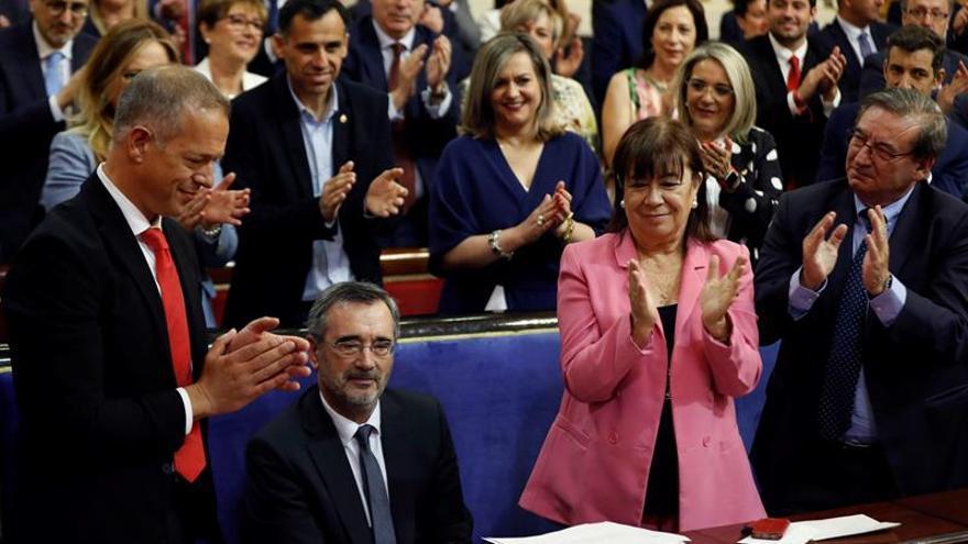 Narbona y García-Escudero, elegidos vicepresidentes del Senado