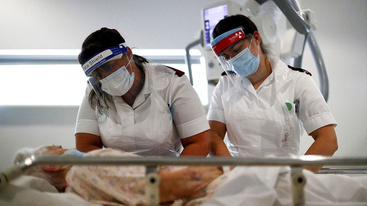 El Reino Unido es el segundo país de Europa más golpeado por la pandemia después de Rusia.