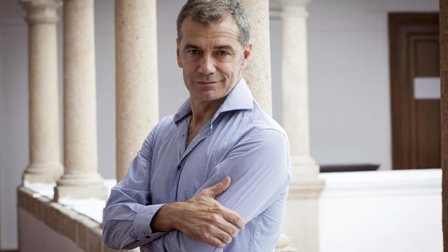 Toni Cantó: Rajoy y Sánchez deberían ser como Aquiles, hombres de Estado