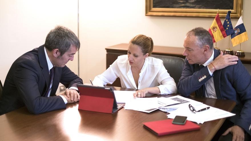 Hacienda estudia una propuesta de Canarias para reformar la Ley de Estabilidad y poder aprobar ya un techo de gasto