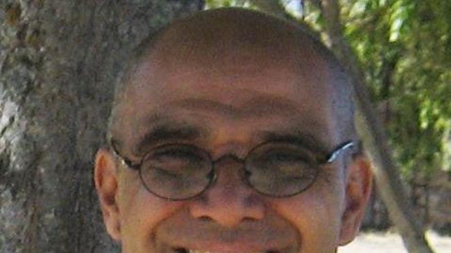 Mehrad Alizadeh es coordinador de Cepaim Navalmoral y profesor de yoga.
