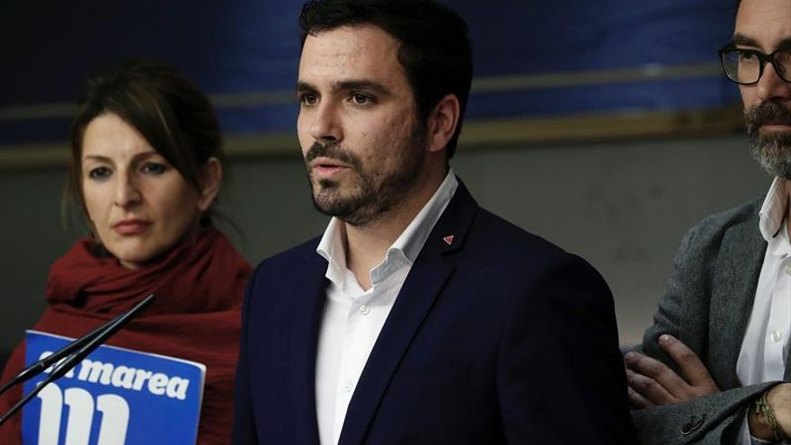 """Garzón: """"El absolutismo ha pasado, pero siguen conectados con algo divino"""""""