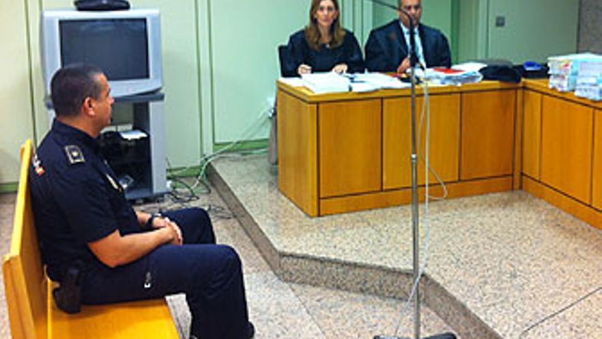 Miguel Ángel del Rosario, en el banquillo por el juicio del caso Faycán