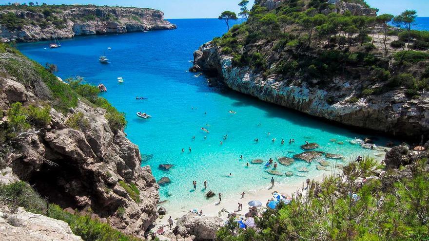 Las islas Baleares, con tres destinos dentro del top 10, encabezan el ranking.