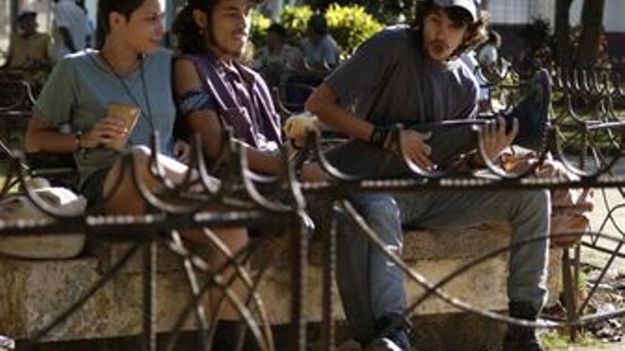 Imagen de la película Boleto al Paraiso