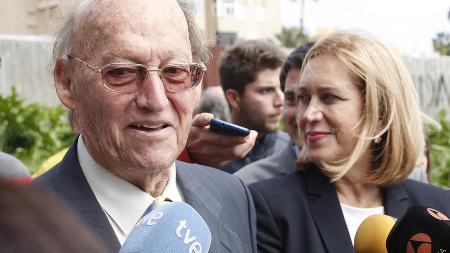 José Macías y Mercedes Roldós (ALEJANDRO RAMOS)