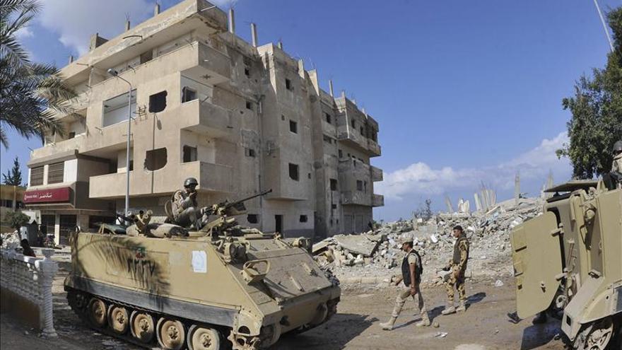 Amplían el área de seguridad entre Gaza y la frontera egipcia a un kilómetro