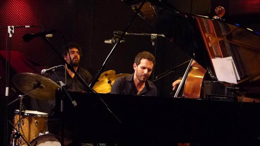 El pianista madrileño Miguel Rodríguez. | ARCHIVO