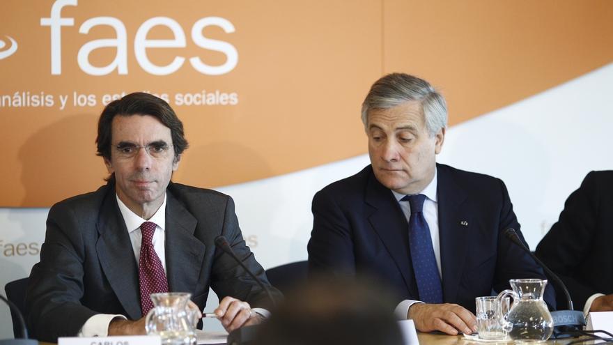 """FAES afea a Santamaría que cuestione la actuación del PP con el Estatut y asuma """"el relato de sus adversarios"""""""