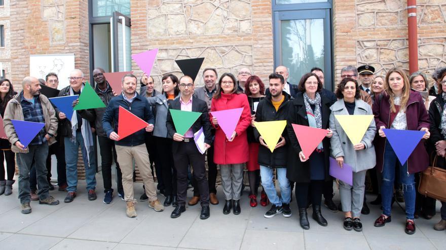 En la propuesta han colaborado entidades que van desde colectivos LGTBI de inmigrantes o del pueblo gitano