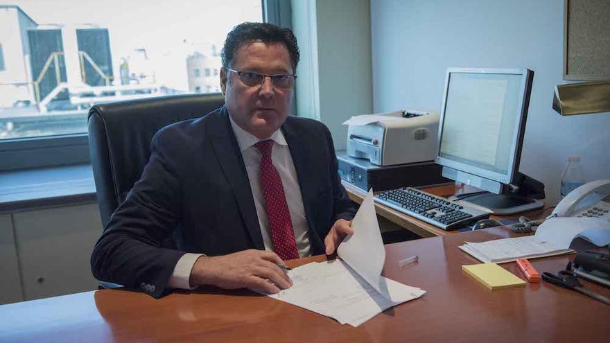 Ernesto Aguiar, diputado nacional del PP.