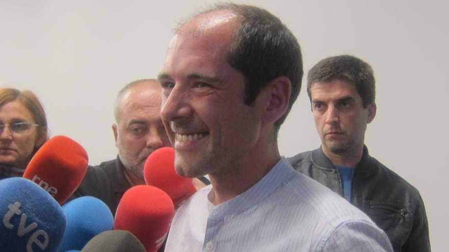 """Ríos (Lokarri) cree que la sociedad vasca puede """"diseñar, promover y culminar un proceso de desarme"""""""