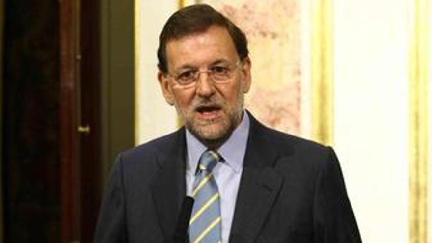 Rajoy pide la comparecencia de Zapatero y la reprobación de De la Vega, Chacón y Caamaño