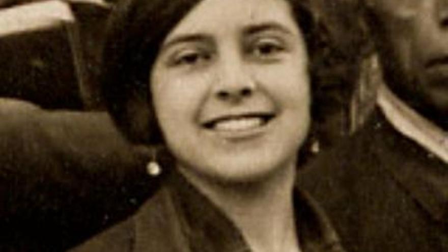 La sindicalista mallorquina Aurora Picornell