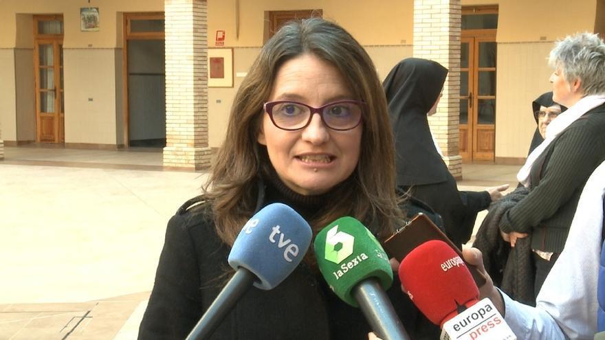 """Mónica Oltra espera que en Podemos """"sepan encontrar los caminos del encuentro"""""""