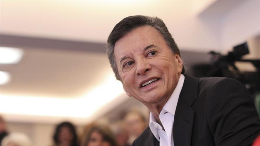 Palito Ortega lanza un nuevo disco con versiones de éxitos de los años 60