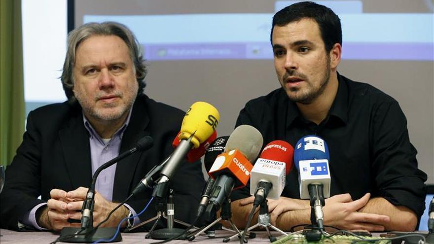 IU lanza un manifiesto de apoyo a Syriza para acabar con la Europa austera