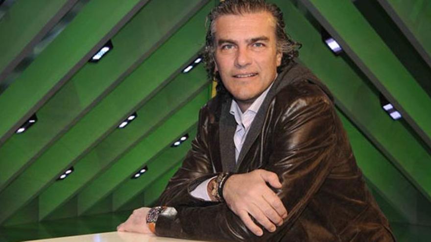 El Julián Muñoz de Antena 3 en la miniserie sobre Isabel Pantoja