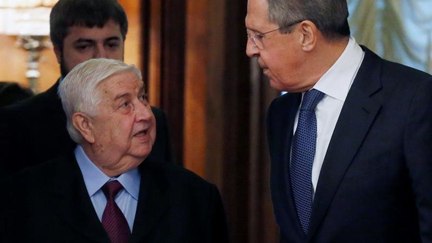 """El Kremlin dice que la acusación de """"barbarie"""" puede dañar el proceso de paz en Siria"""
