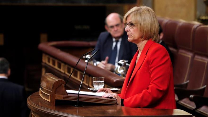 El Fiscal pide volver a investigar a la diputada del PP García Pelayo en el caso Gürtel