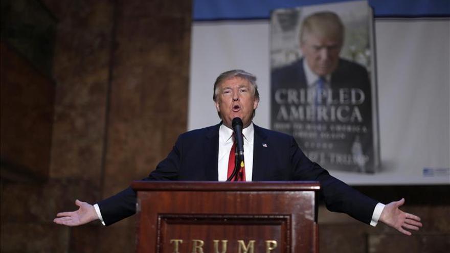 Trump insiste en su propuesta antimusulmana, a pesar de la ola de críticas
