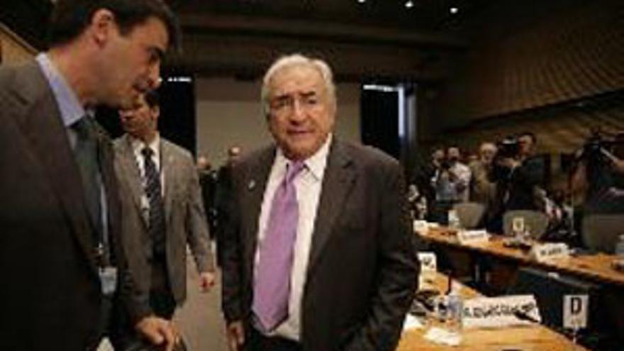 """El FMI advierte que la recuperación será """"lenta y frágil"""". (REUTERS)"""