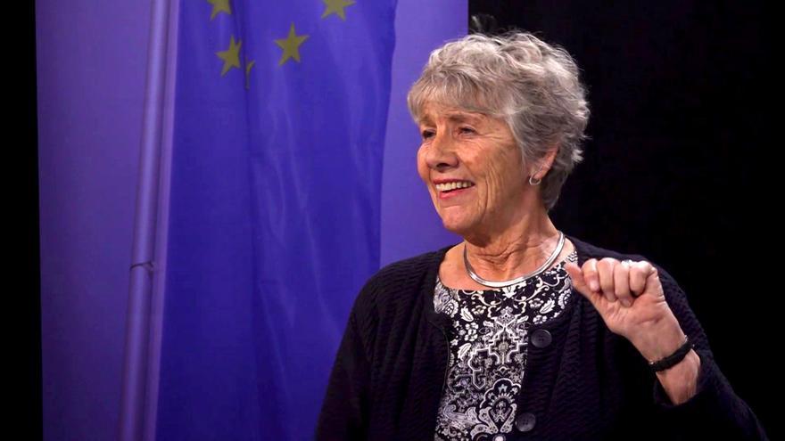 La eurodiputada danesa Margrete Auken
