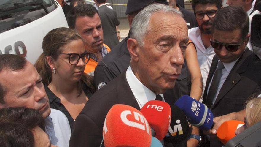 """El presidente luso pide investigar """"hasta el fin"""" el robo en el depósito militar"""