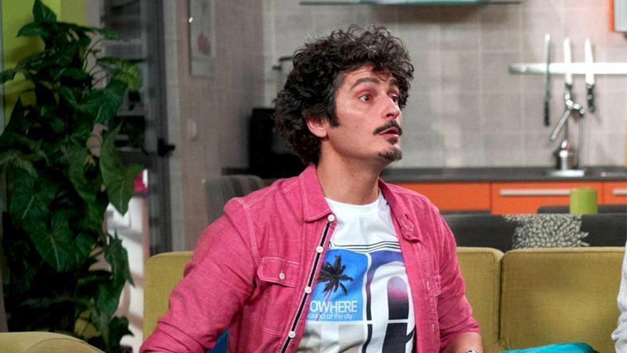 Antonio Pagudo como Javier Maroto en 'La que se avecina'
