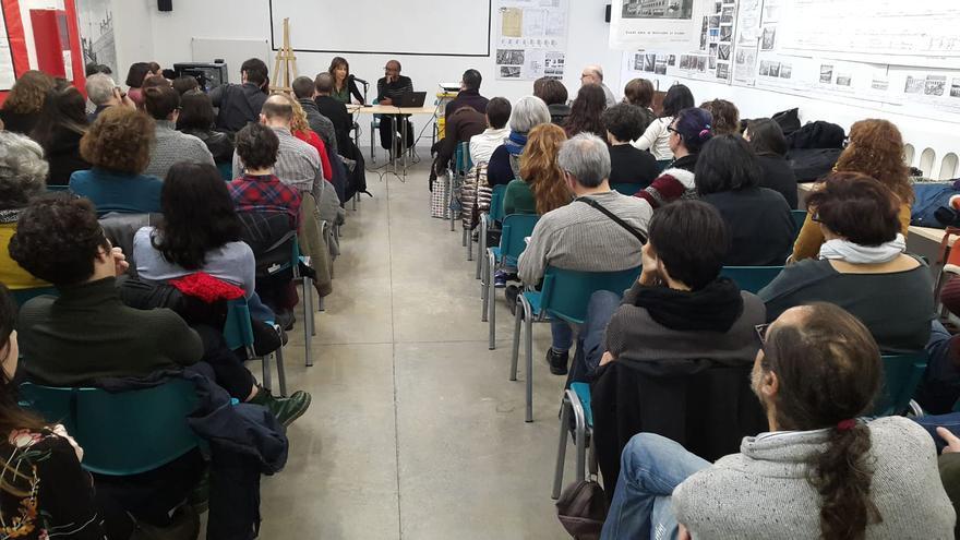 La Casa de Cultura de Chamberí pide al Ayuntamiento renovar su concesión cuatro años más