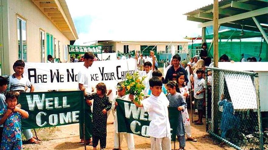 Amnistía Internacional denuncia abusos en centros de refugiados del Pacífico