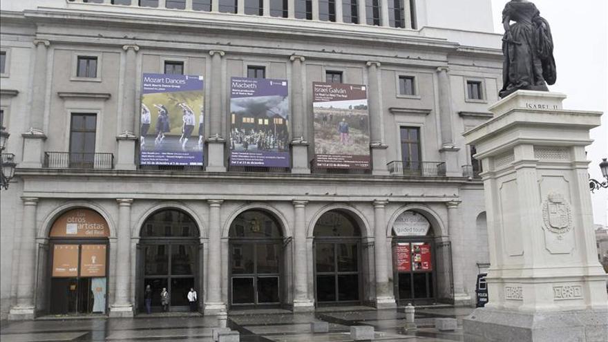 La Comunidad de Madrid reduce en un 23 por ciento su subvención al Teatro Real