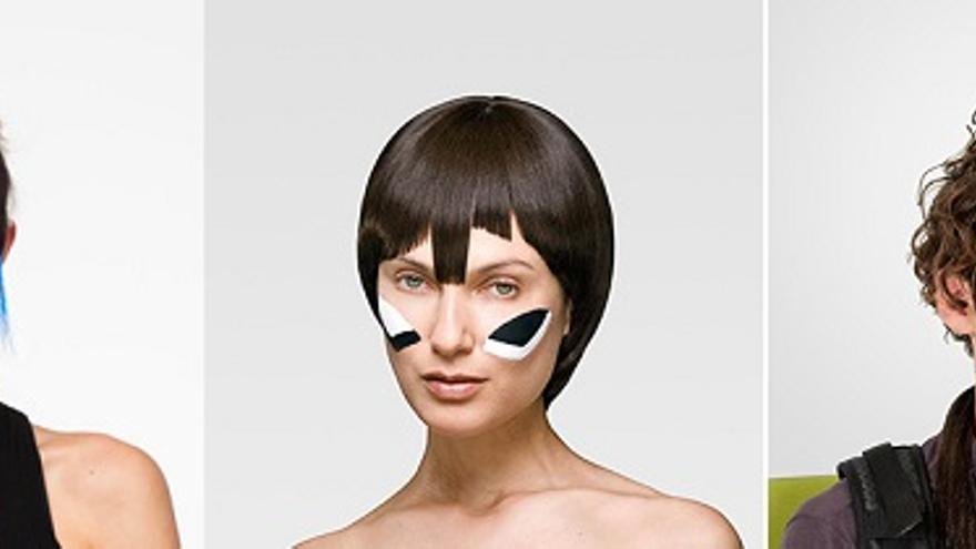 El maquillaje anti reconocimiento facial de Adam Harvey