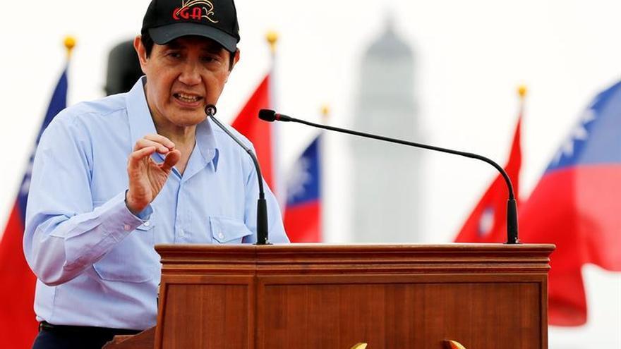 Ma Ying-jeou cierra una presidencia de acercamiento a China