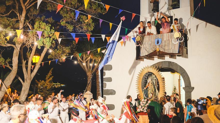 Fiestas del Socorro, en Breña Baja.