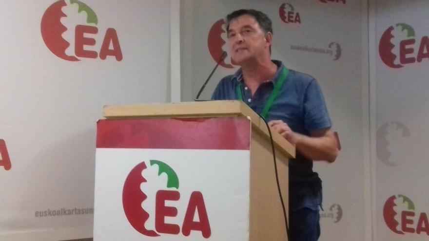 La Asamblea Nacional de EA elige a Joseba Gezuraga como secretario general en funciones