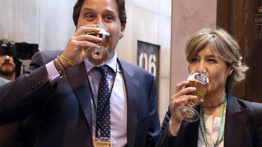 """Tejerina abre la """"mejor"""" edición de Salón Gourmets y prevé más 85.000 visitas"""