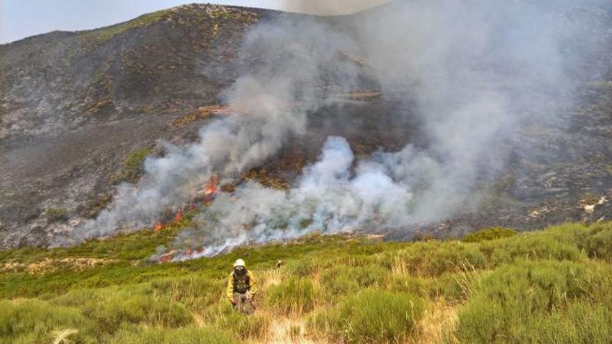 Incendio Jerte