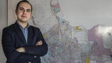 José Manuel Calvo, concejal de Desarrollo Urbano Sostenible.