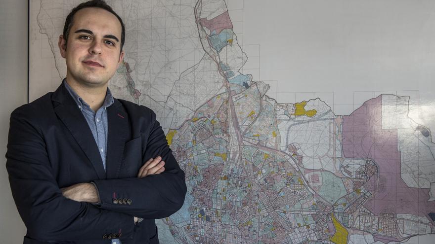 José Manue Calvo, delegado de Desarrollo Urbano Sostenible.
